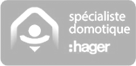 Domotizy - hager